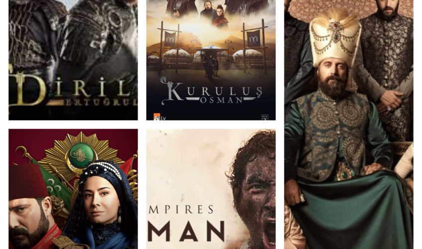 Top 5 Turkish Historical Drama Series