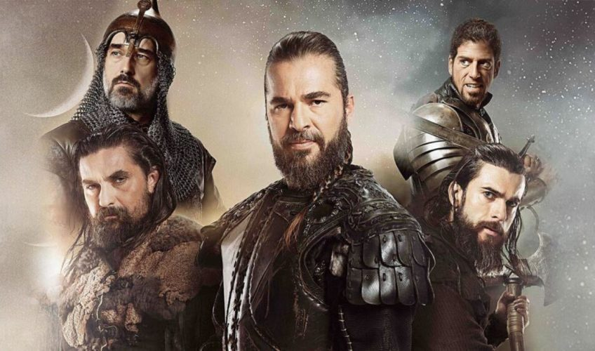 Cast of Dirilis Ertugrul